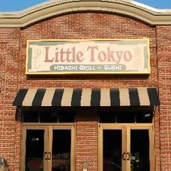 Little Tokyo Pigeon Forge Restaurant