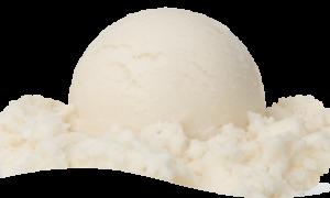 Lactose Free Vegan Ice Cream Dessert